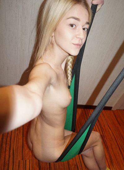 Girls who use sex swings